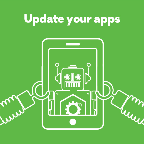 phew cyber security app update patch