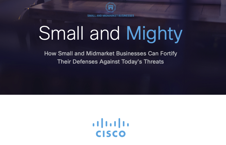 phew cyber security CISCO report