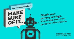 phew cyber security Cyber Smart Week